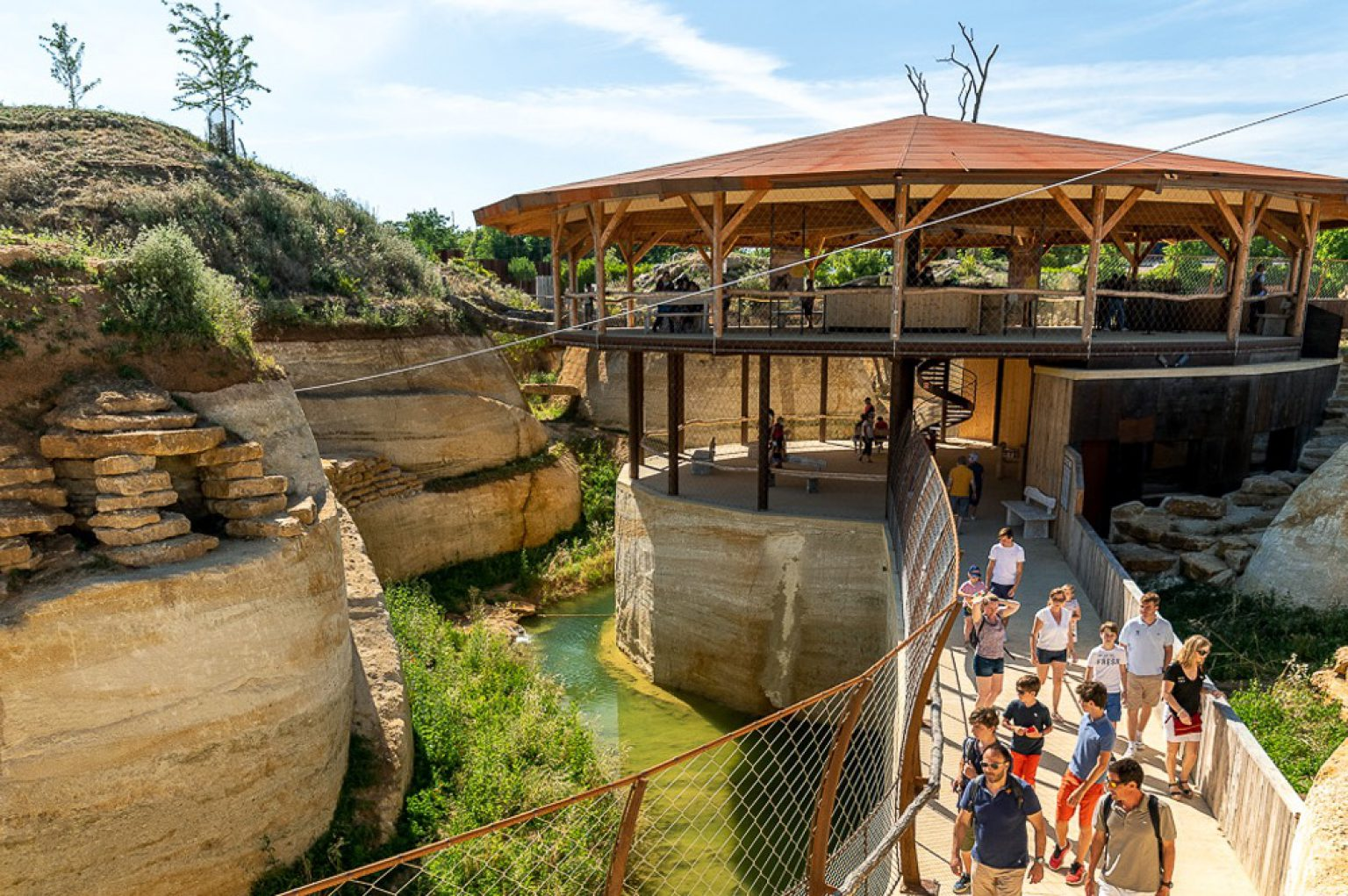 promo billet zoo doué la fontaine